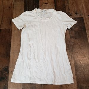 1 Standard James Perse Basic White Tshirt